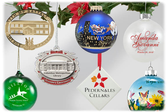Custom Christmas Ornaments - Howe House Limited Editions €� Custom Christmas Ornaments