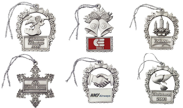 Pewter Ornament Stock Designs