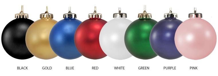 Acrylic Ball Colors