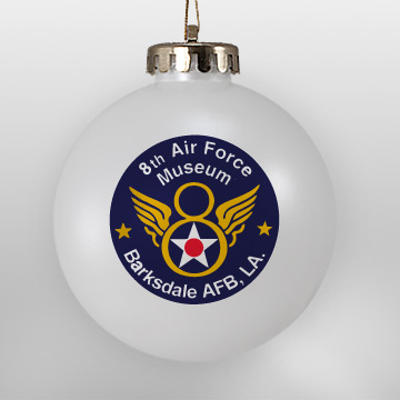 Acrylic Air Force Military Ornament