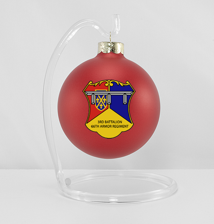 Acrylic Ornament Stand